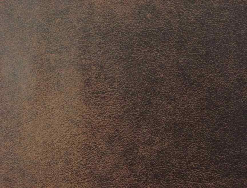 Waterproof Faux Leather - Distressed Brown